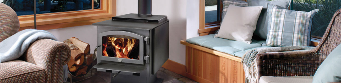 Every fuel-burning fireplace or stove must be vented to the outside of your home.