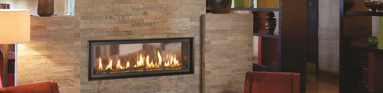 Western Fireplace Showroom