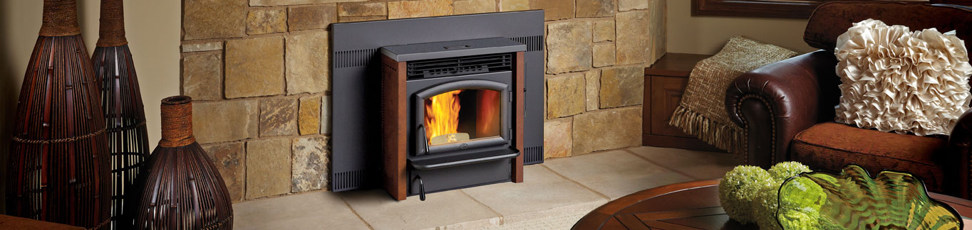 Pellet Insert, Pellet Inserts, Colorado Pellet Stove Stores   Western  Fireplace